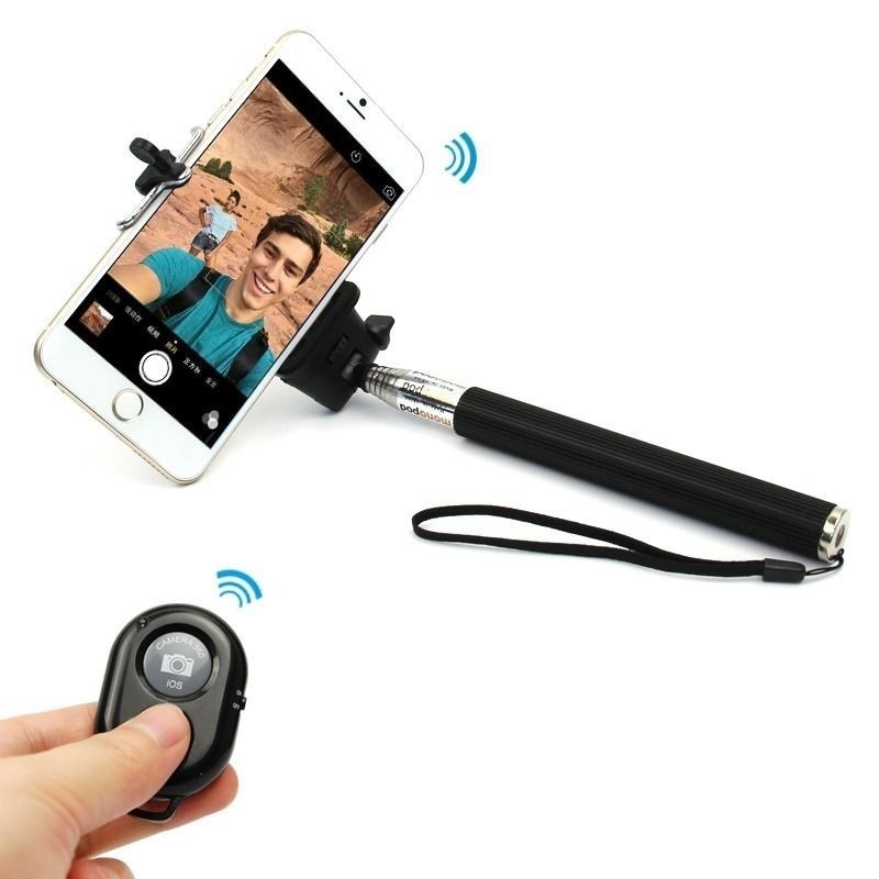 mayoreodf palo selfie stick con control bluetooth para iphone 44s55s66p y android. Black Bedroom Furniture Sets. Home Design Ideas