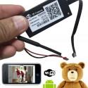 Minicamara Espia Wifi Hd Iphone Android Monitorea Y Graba